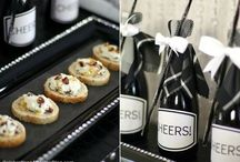 Hors d'oeuvres/appetizers  / by Stacey Stiebe