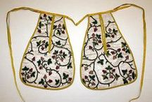 18th century: Pockets / Pockets from the 18th century.