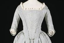18th century: Striped