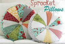 poufs pillows