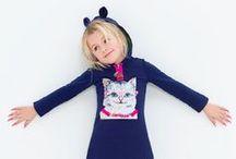 MIM-PI winter 2014 / Jump around like a kitten in tricot dresses, hoodies with cat ears and flexible fabric. Spring in het rond als een katje in tricot jurkjes en hoodies met poezen-oortjes van soepele stoffen. Victorian fairy tales come to life in Mim-Pi POETRY style. Winter queens stride through the forest in their most beautiful dresses. Een engels wintersprookje komt tot leven in POETRY. Winter-koninginnen door het bos in hun allermooiste setjes.