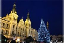 Pardubice, CZ / Have a look at the town, where we lived for the last year.