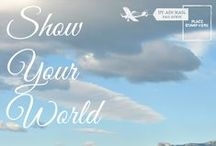 Show Your World / Visit TinyExpats.com to take part in this monthly blog event and share your favourite places!
