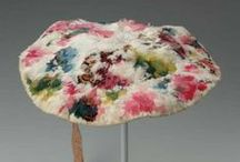 18th century: Bergere hats