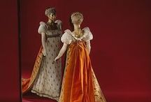 19th century: Court gowns 1800-1829