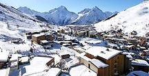 Winter in the Mountains / It's this time of year again: cold, wind, snow... Time to enjoy it with a stay in the mountains! What better place to enjoy winter sports?