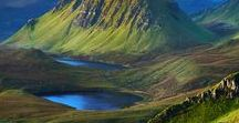 Explore Scotland / Beautiful landscapes, mysterious places, nature, islands, tranquility... Welcome to Scotland!
