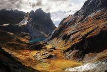 Landscapes and Vistas