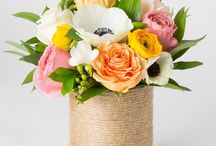 buds / flowers and floral arrangements