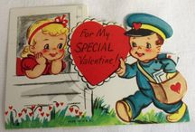 Vintage Couples Valentines / by kim