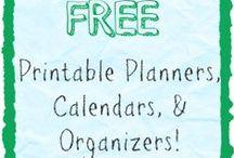 Homeschool Planning Tools