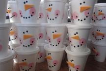 Christmas activities/crafts