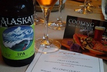 Alaskan Beer Dinner at T. Cook's / Food and brew folks came out Thursday, August 16th, 2012 to T. Cook's for the Alaskan Brewing/PhoenixCooks Beer Pairing dinner featuring Skuna Bay salmon. / by Royal Palms Resort and Spa