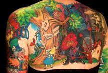 Tattoos / by LA