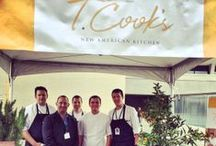 T. Cook's at Devoured Food + Wine Classic / T. Cook's delivers a strong showing at the celebrated annual Devoured Phoenix Food + Wine Classic at the Phoenix Art Museum each and every year. / by Royal Palms Resort and Spa