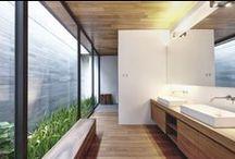 BANHEIROS    bathroom     cuarto de baño / by Iara Praude