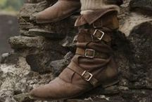 merlin boots / by Bonnie Ong