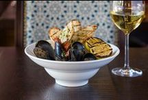 T.Cook's Restaurant in Phoenix, Arizona / #LoveTCooks | TCooksPhoenix.com Mediterranean Inspired Cuisine | T.Cook's Restaurant in Phoenix, Arizona at Royal Palms Resort and Spa / by Royal Palms Resort and Spa