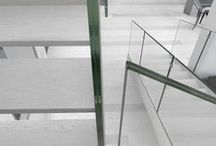 Architecture / Stair coverings / Rivestimenti scale