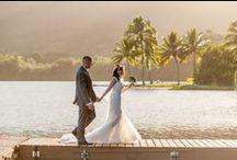 Moli'i Garden Wedding Hawaii / My daughter's wedding at Kualoa Ranch, 11-8-2014    / by Mellow Stella