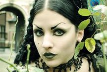 Gloriously goth / There is not nearly enough gothic aesthetic on Pinterest. I'm not really a goth (I'm too lazy!), I just have... tendencies. / by Kirsty Hall