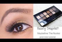 Makeup / Make up styles, tricks, tips, and ideas! / by Cassie Caudill