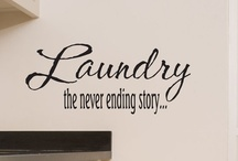 Laundry Room / by Robbie Lowry