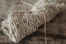 ♥︎ KNITTING & CROCHET ♥︎ / All you KNIT is love!