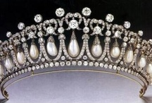 Jewels Fit for Royalty / Some of the pieces shown are actual royal/crown jewels, some are just very beautiful, fancy pieces that I deem fit for royalty! / by Delphia Baisden