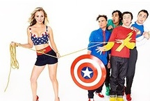 The Big Bang Theory / by Christina Lopez