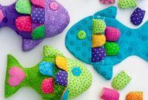 Crochet & Knit & Sew