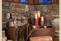 Awesome bathrooms / by Debby Miller
