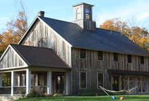 Dreamy Barn Homes / by Sunshine Taylor