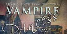 About Vampire Princess of New York / Vampire Princess of New York novel, New York, Paris, romance, vampires, great food, fashion