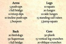 Fitness / by Barbara Barnes