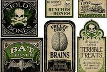 Advertising: come, see, buy! / Mostly vintage. Advertising labels, posters, wrappers, etc