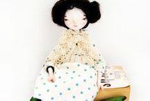 dolls / by Keating Murphy