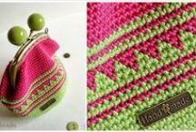 knit & crochet patterns / by Janie Fletcher