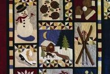QUILTS: Winter/Christmas/Holidays