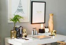 Office & Art Studio Interiors / by Keating Murphy