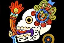 Dia De Los Muertos / Day Of The Dead / by Otono Lujan