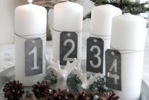 Advent - Filling December / Don't let December go by without celebrating the true meaning of Christmas / by September McCarthy
