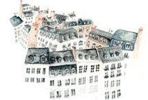Drawings & Illustrations / by Tamer Nabil