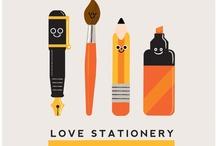 stationery / by Denise Fontana