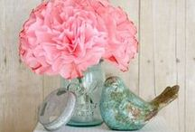 Spring / Everyone needs a plan when it comes to decorating for the seasons. Let's get started! Spring, here we come!