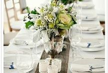 Table Settings / Bring a festive look to the table!