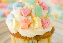 Cupcakes / Let them eat cake. Marie Antoinette / by Anne Exley