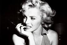 Marilyn Monroe / by Anne Exley
