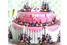 Fancy Nancy Cakes / Let them eat cake. Marie Antoinette / by Anne Exley