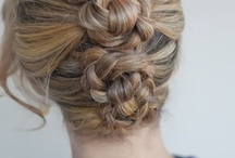 Hairbrained / Hairstyles for any occasion, but especially for dance.
